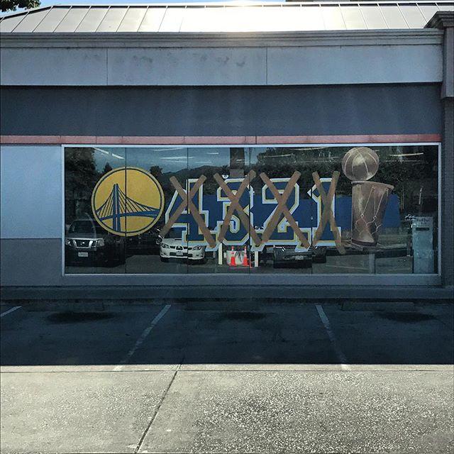 Golden State Warriors. 2017 NBA champions! #craftbeer #brewery #brewinsure #beer #warriors #dynasty