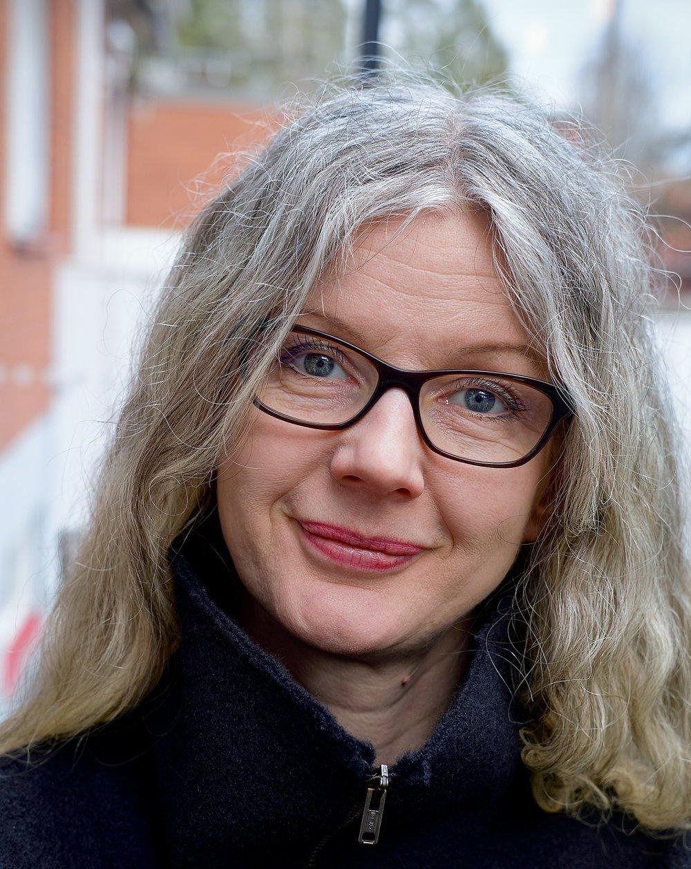 Gitte Pomrén