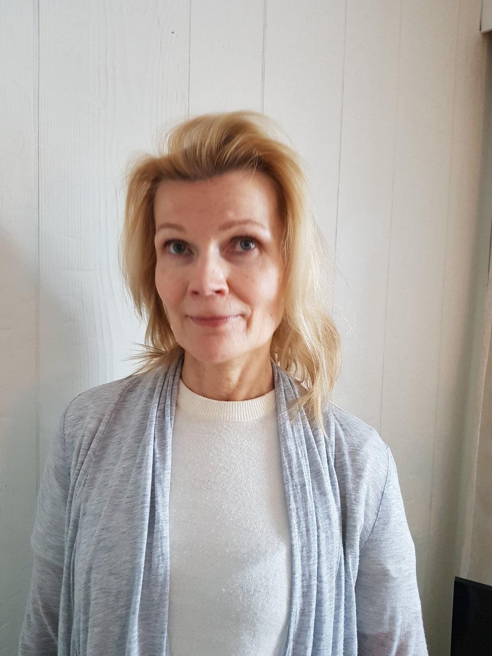 Tiina-Leena Palomäki