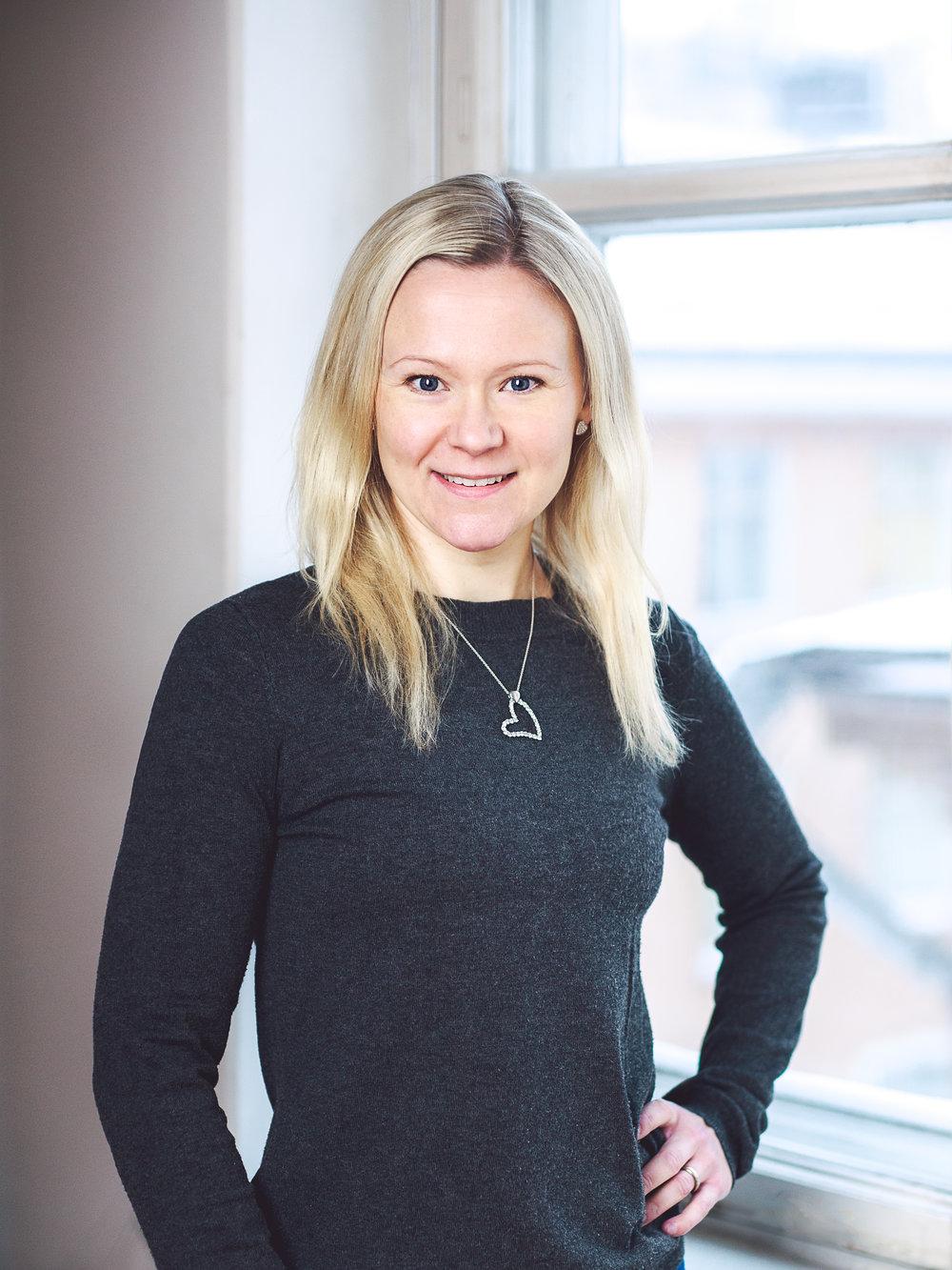 Jaana Blom   PsM, sertifioitu urheilu- ja liikuntapsykologi, psykoterapiakoulutettava