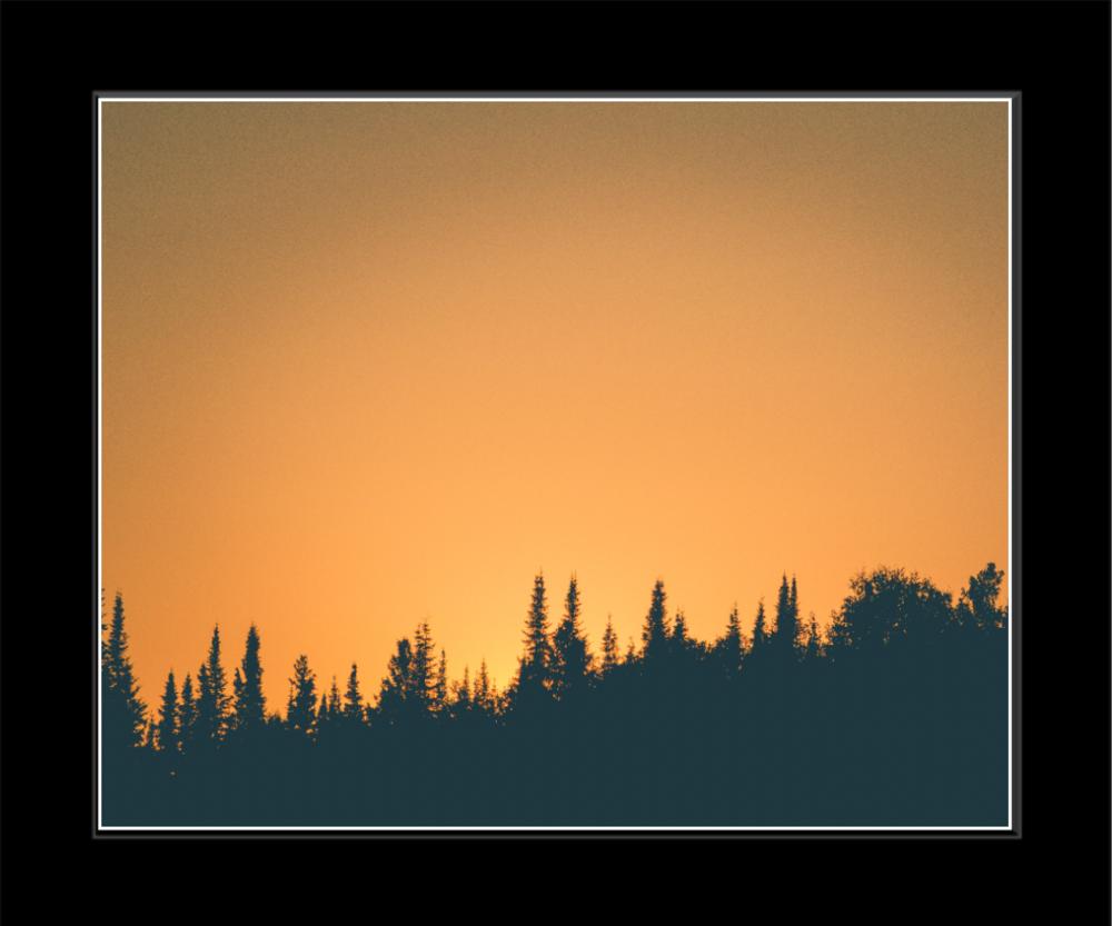 Framed Print (no mat)