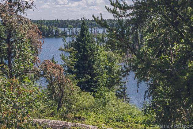 Lac La Ronge.