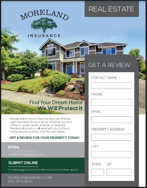 Homeowners Flier -
