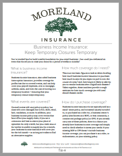 Business Liability Insurance -
