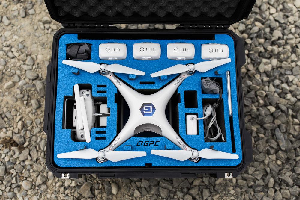 Goldsmith Drone Survey Equipment