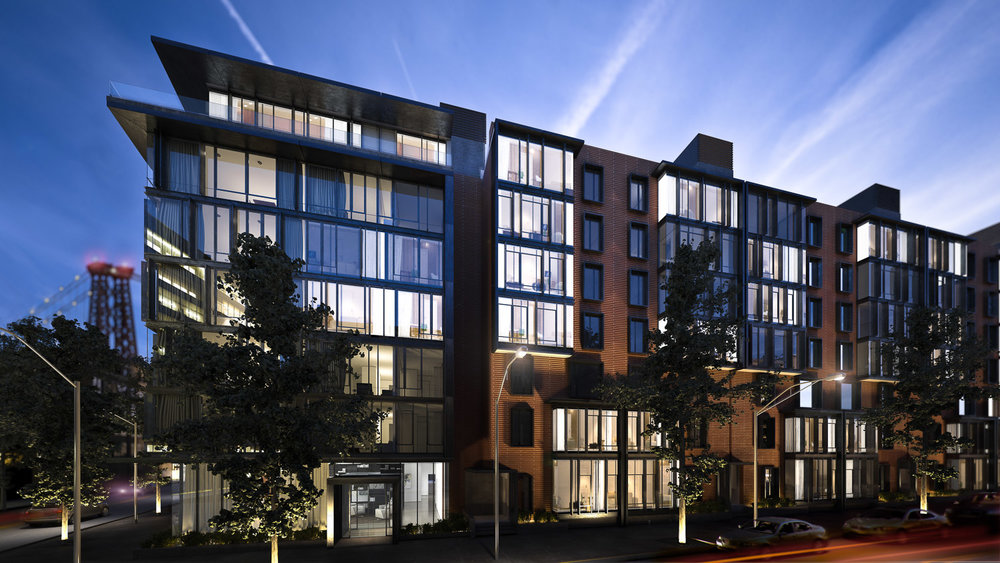 Residential condominium. The Oosten. Think! Architecture & Design