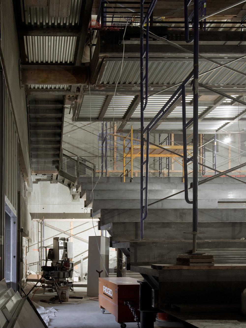 Theatre. Baryshnikov Arts Center, Jerome Robbins Theater.Think! Architecture & Design PLLC