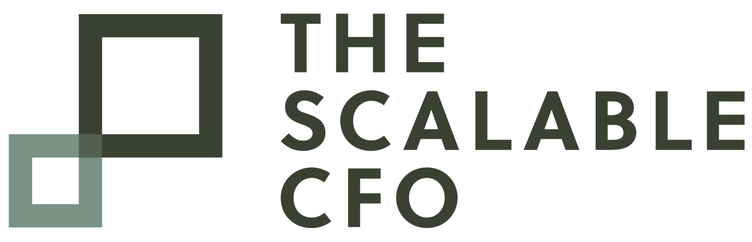 The Scalable CFO