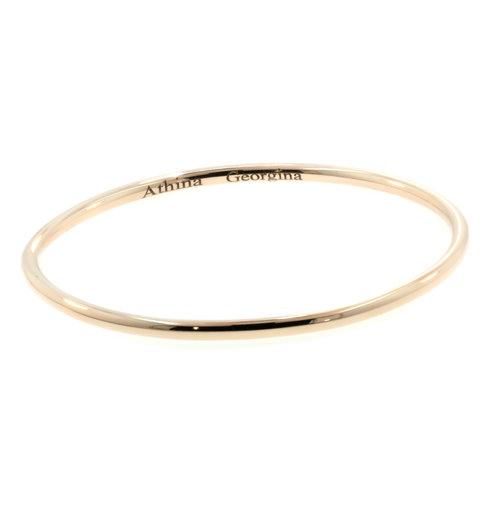 Gold Armband — Jennifer Creel