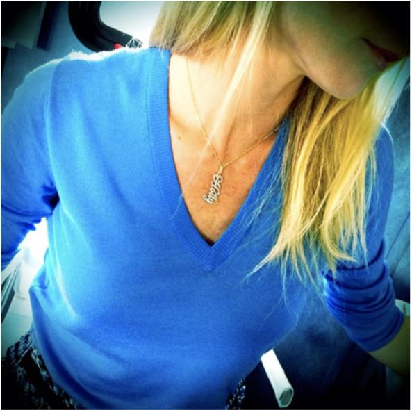Jennifer Creel on Gwyneth Paltrow Selfie
