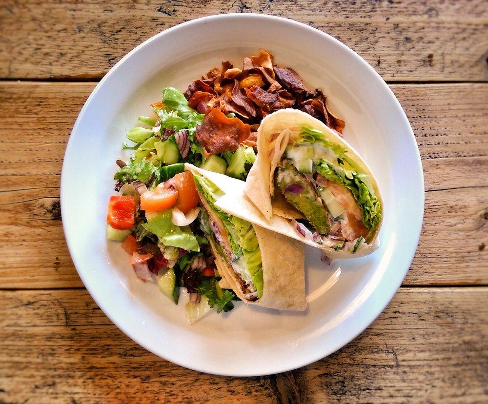MacDougal Streetfood Wrap