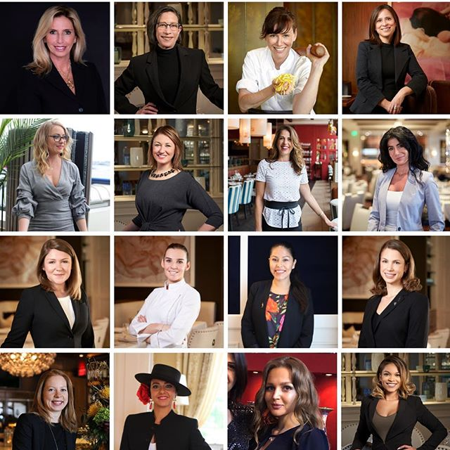 On #InternationalWomensDay, we celebrate the social, economic, and political achievements and strengths of women, and feature just some of the inspiring leaders on our restaurant teams whose hard work empowers what we do every day, @fioladc, @fiolamaredc, @sfoglinavanness, @sfoglinadowntown, @dcdelmar, @fiolamiami, @fiolavenezia.  Empowered women empower women. May we all continue to rise!