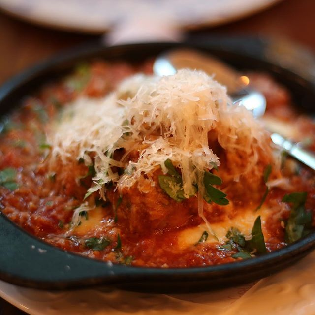 It's #NationalMeatballDay! Celebrate accordingly.