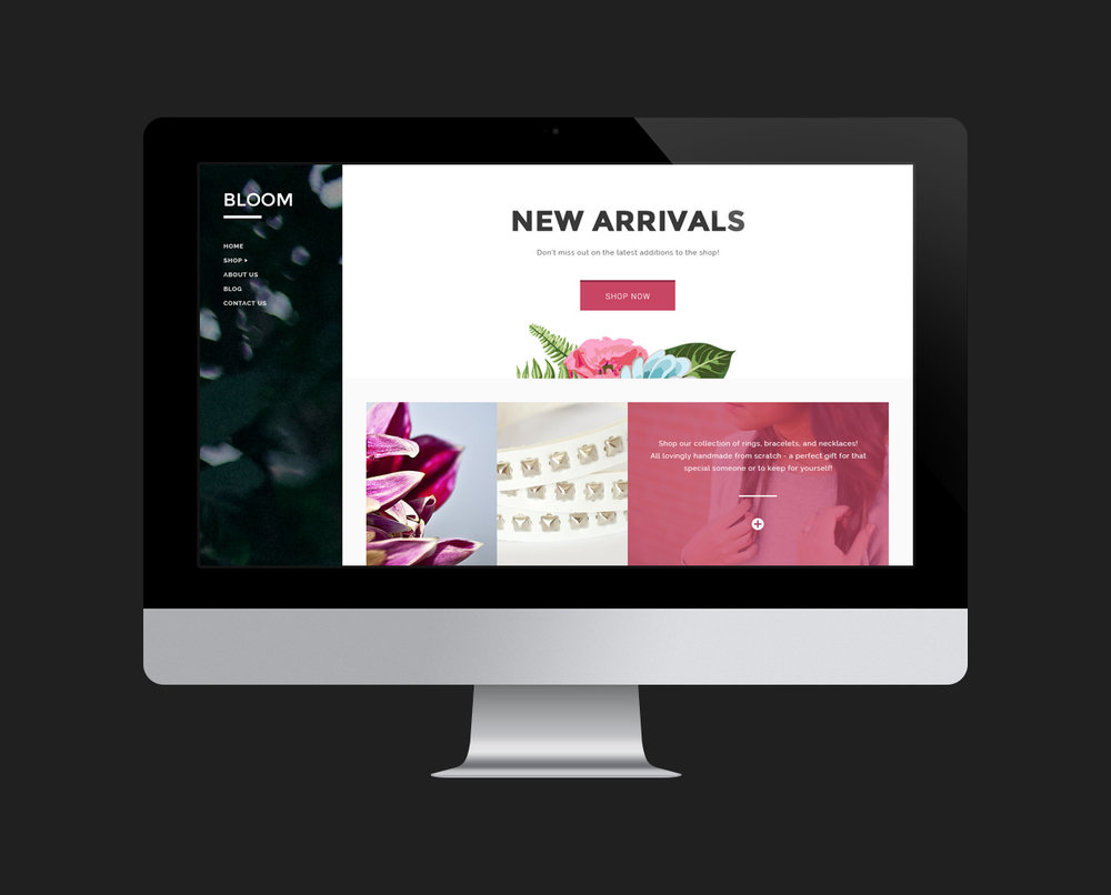 Swagger Weebly Template — Rye Dog