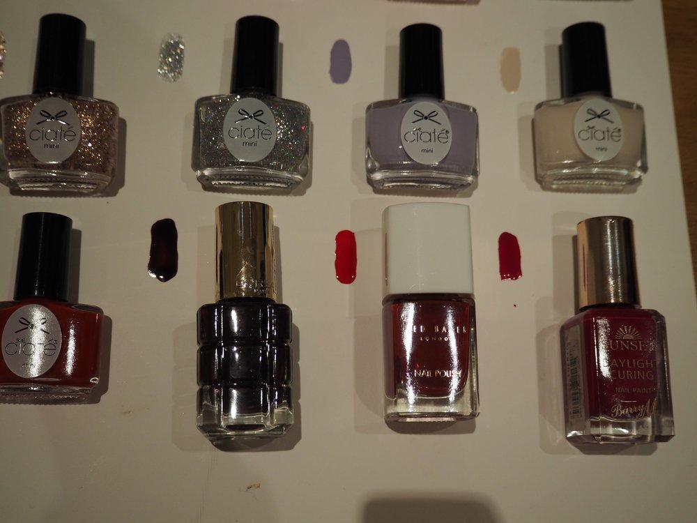 My Nail Polish Collection — Aoife Loftus