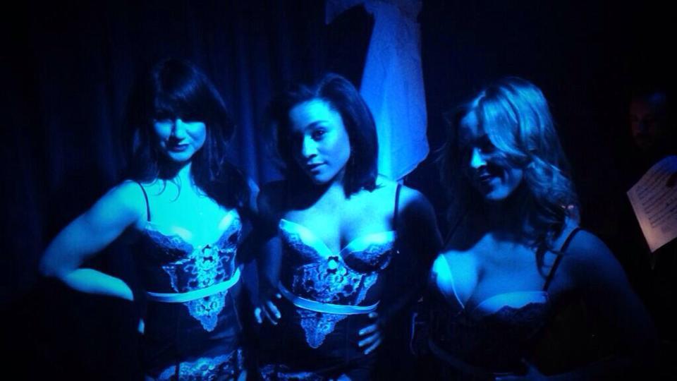 Jessica Coffman, Ariana DeBose, Lanae Rhodes