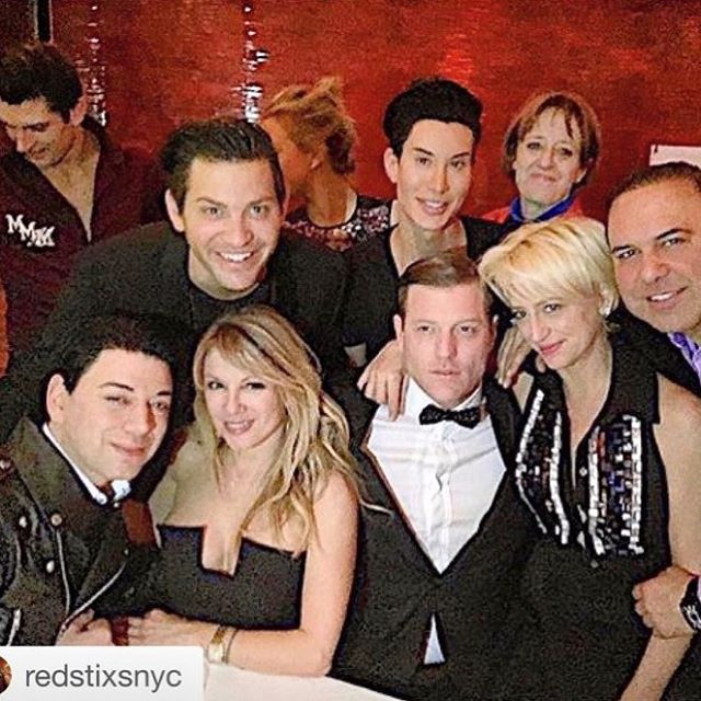 #tbt friends make our lives a daily cabaret of fun! . . . #performances #experiences #fashion #fun #fabulous #rhony #redstix