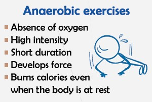 Anaerobic exercises