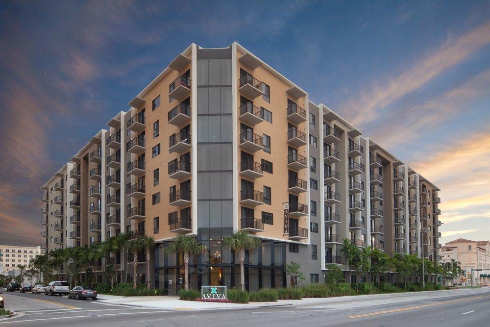 Aviva Coral Gables Miami DAS Install