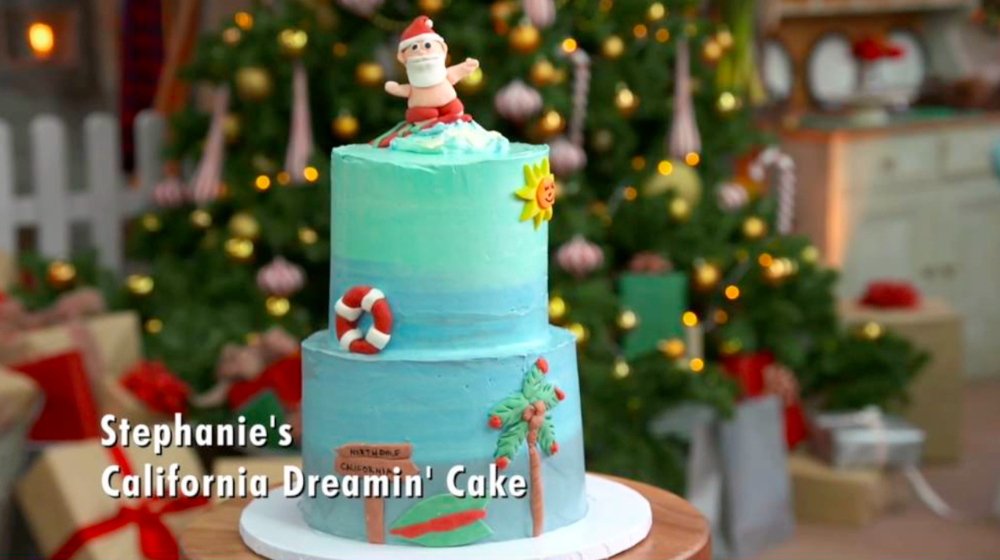 Photo Credit: ABC, The Great American Baking Show