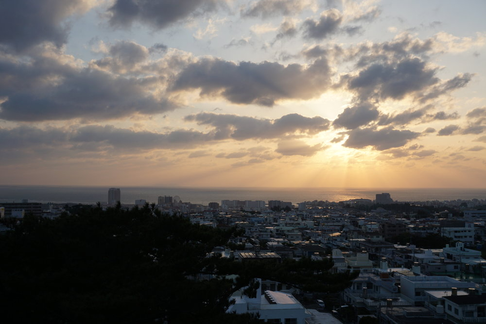 Okinawa Sunset