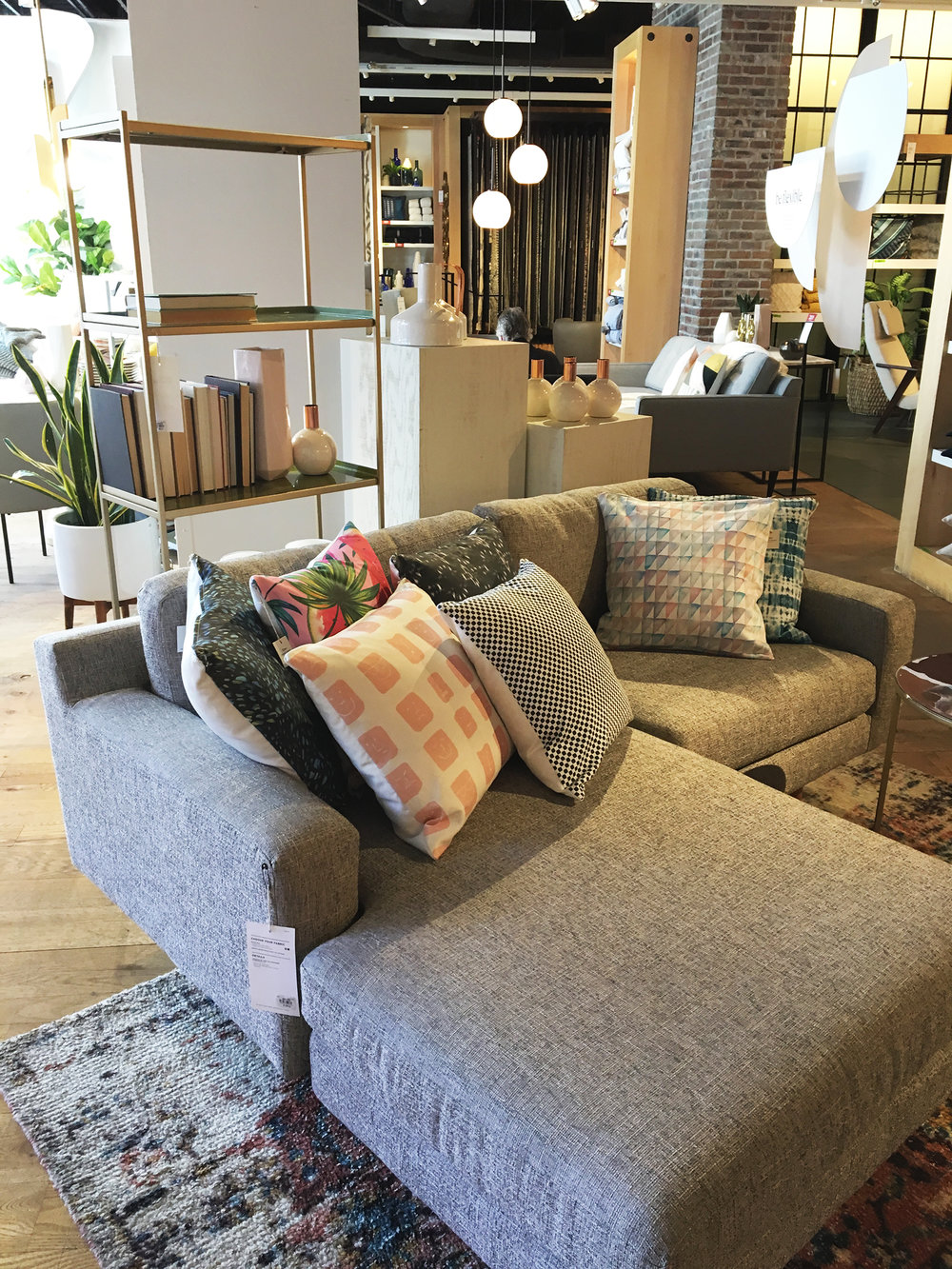 West Elm x Bowkey Works Pop-Up Shop in Santa Monica, CA!