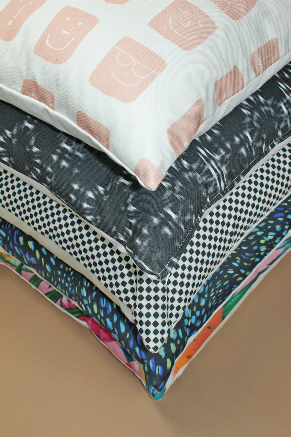 Pillow Covers - Decorative home decor accent. Made in USA.