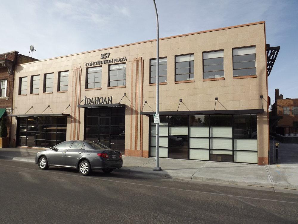 Copy of Smith-Hart Building, Idaho Falls