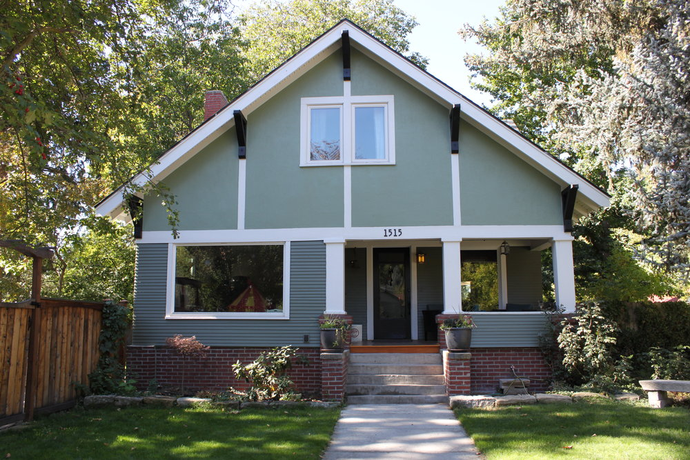 Norton House, Boise