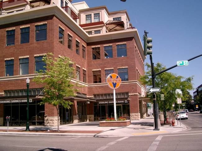 Veltex Building, Boise