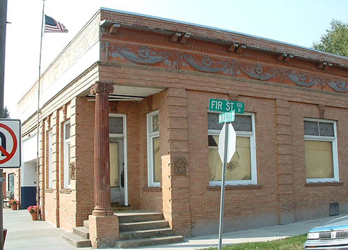 Genesee Exchange Bank, Genesee