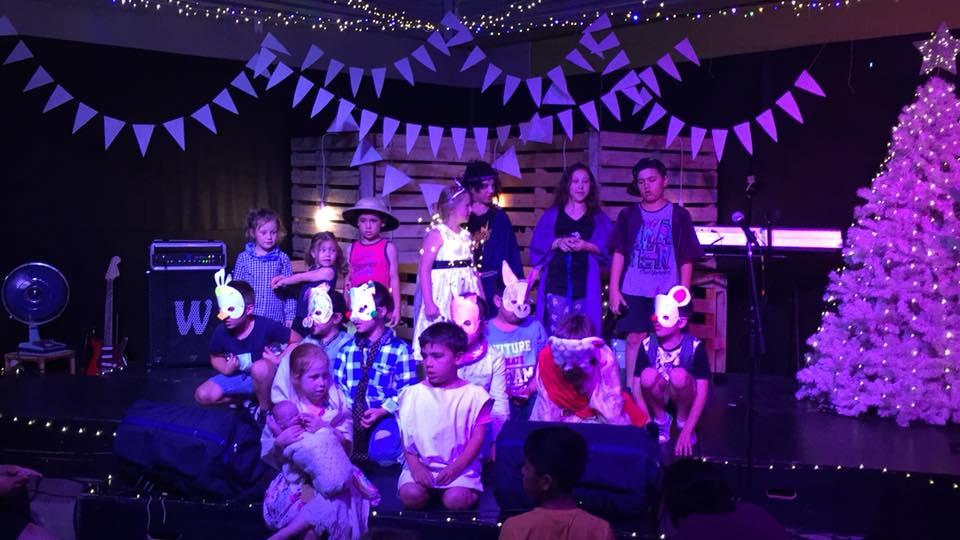 Entertainment - Nativity Play