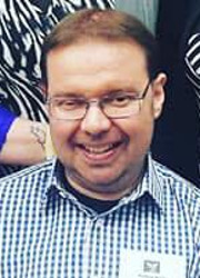 Andrew Ward   Much Loved Uncle, Discipleship Coordinator, Web Administrator, Publications Editing