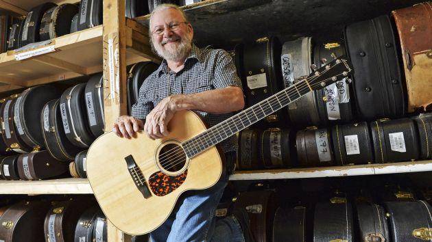 JEAN LARRIVEE My 50-Year Journey with Larrivee Guitars