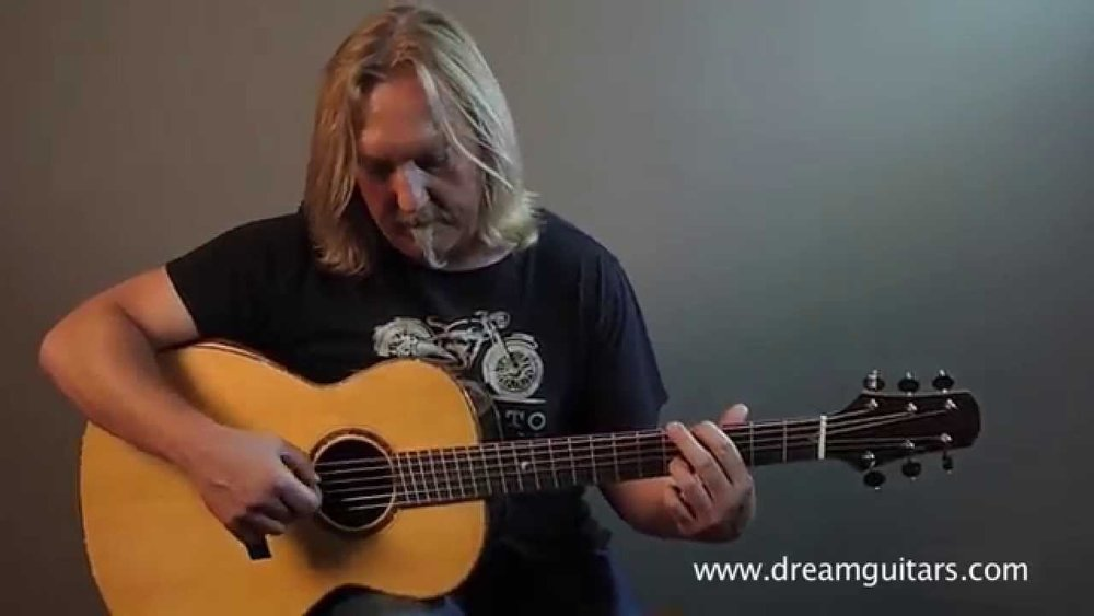 PAUL HEUMILLER Dream Guitars : Living a Dream Life. In the shop and in the world. (FREE ADMISSION)