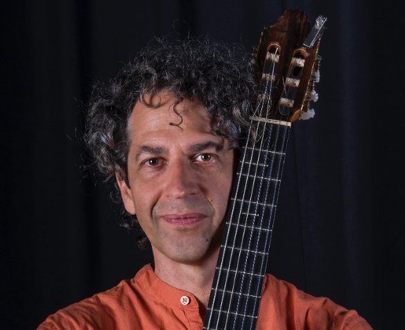 Itamar Erez -  Transforming Theory to Practice, Keys to Unlocking the Fretboard!