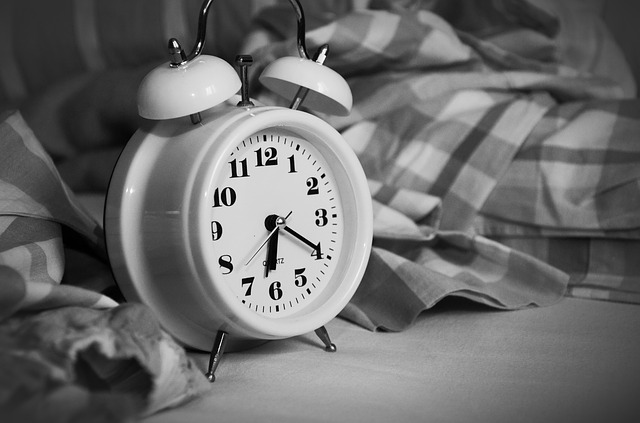 The Role of Alarm Clocks in Getting Better Sleep by Rosie Osmun