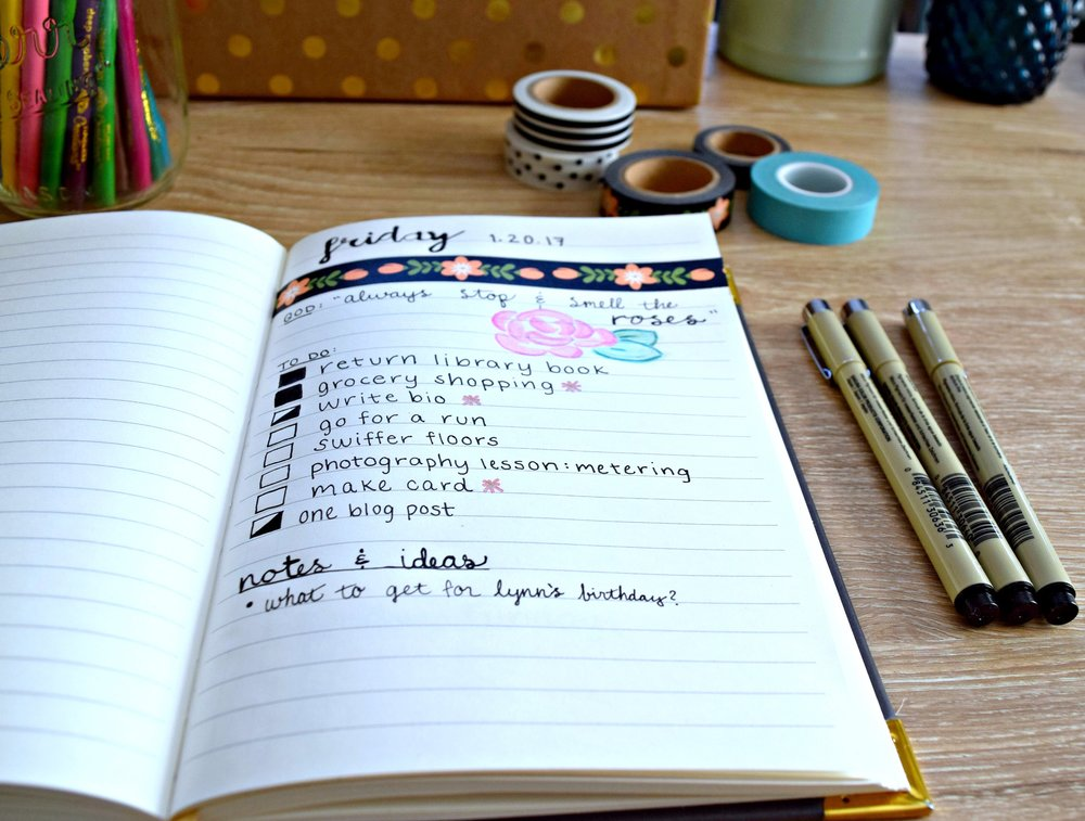 STARTING A BULLET JOURNAL + OVER 50 PAGE IDEAS!
