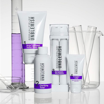 What if you had a support group? With the UNBLEMISH regimen, you don't have to tackle acne alone!