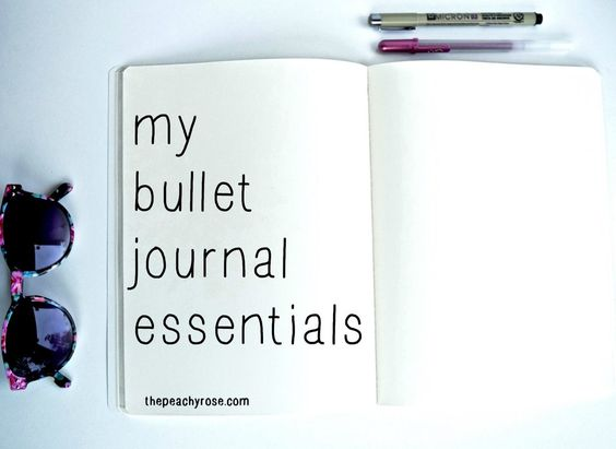if you're anything like me and don't know where to start when it comes to buying bullet journal accessories, I'm here to provide some clarity! Grab some of my favorite essentials (they are all very budget friendly), plan out some  list ideas , & just GET STARTED!