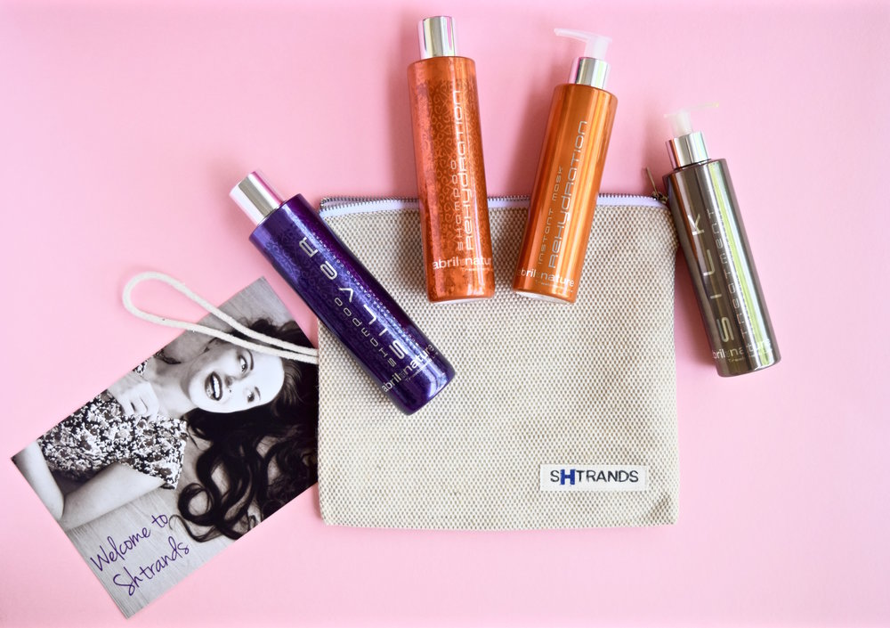 SHTRANDS PERSONALIZED HAIR CARE REGIMEN: REVIEW & COUPON