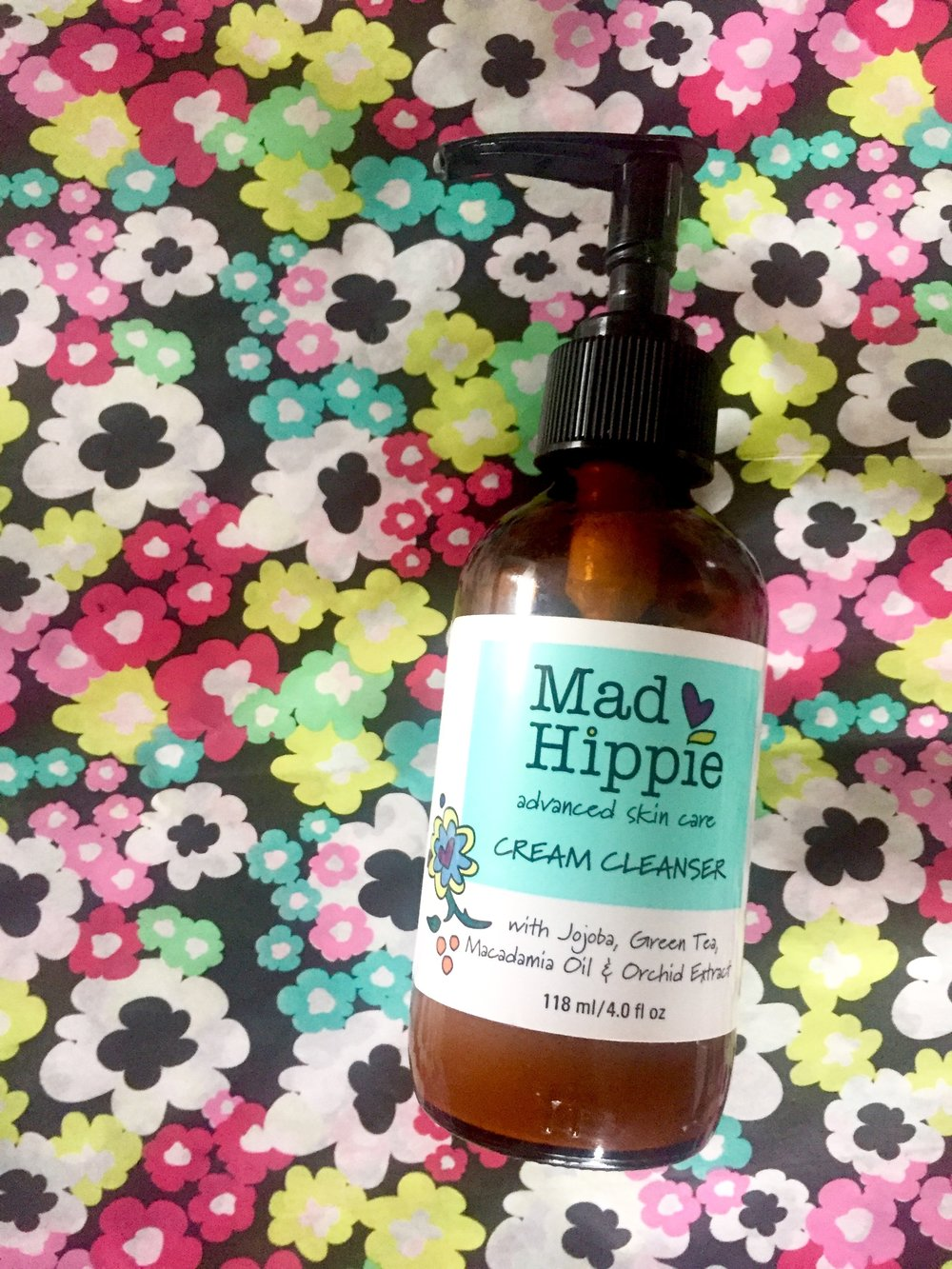 Mad Hippie Cream Cleanser is an all-natural cleanser that effectively removes makeup and other impurities, leaving the skin feeling soft and looking bright. After testing this product on my combination skin, I think it is best for those with normal, dry, or combination skin types.     Amazon, $12.78