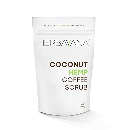 Herbvana Coconut Hemp Coffee Scrub.jpg