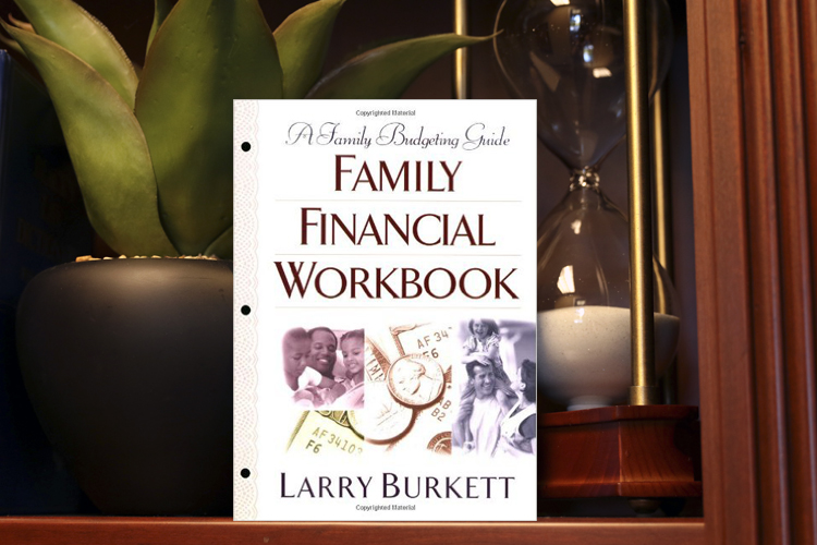 Family Financial Workbook Barnabas Financial Ministry – Larry Burkett Budget Worksheet