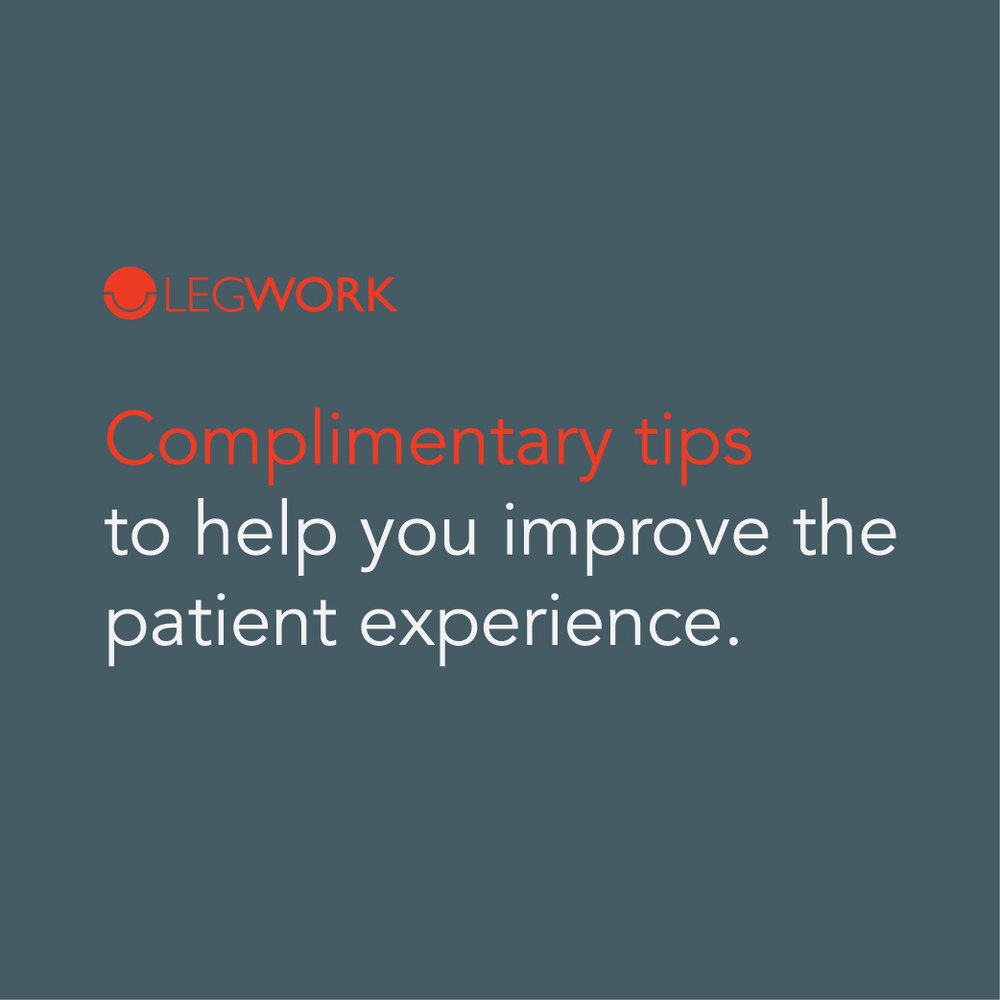 Tips to Improve the Patient Experience EBOOK