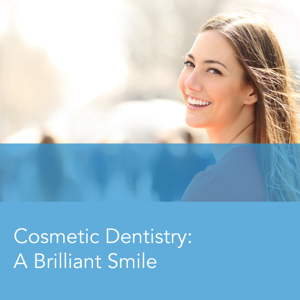 Cosmetic Dentistry: A Brilliant Smile