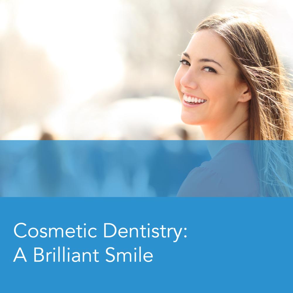 Cosmetic Dentistry: A Brilliant Smile