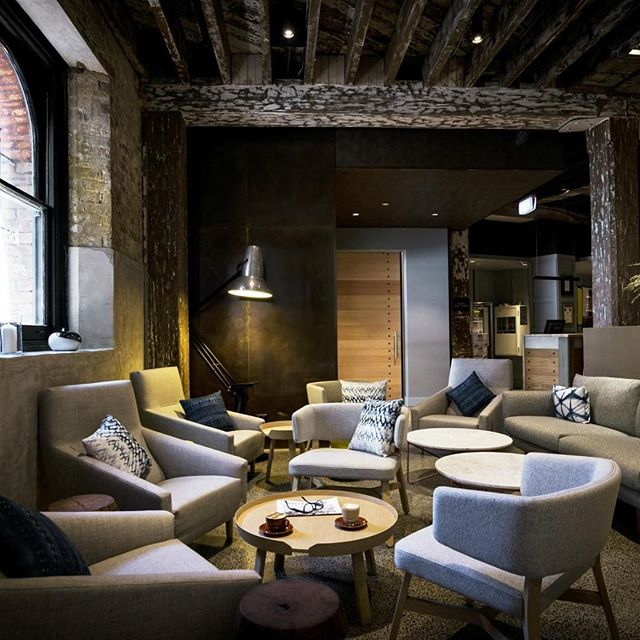 AND MORE:: Last one in the little @tripadvisor winning circle for the 2018 TripAdvisor Travellers' Choice awards. This is @ovolo1888darlingharbour, an historic converted woolstore near Sydney's Darling Harbour area. Dark and moody in one corner, colourful and quirky the next.