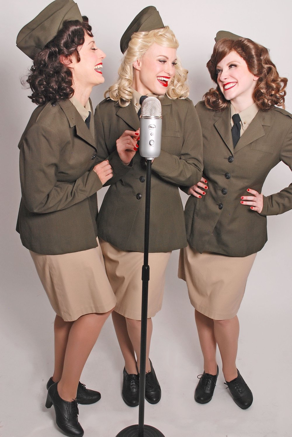 Los Angeles Best Andrews Sisters Trio
