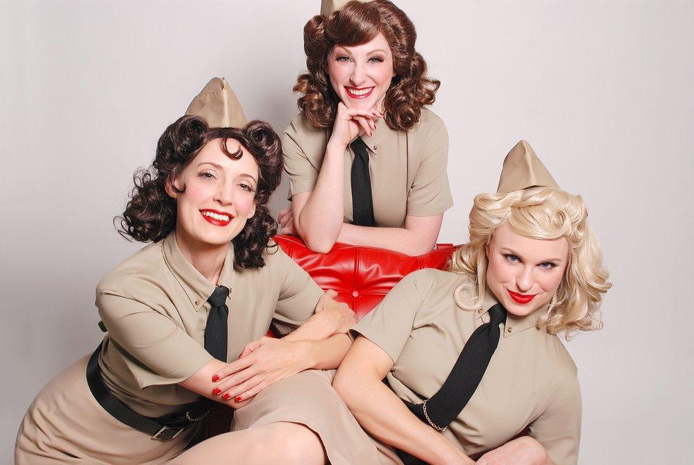 Best Andrews Sisters Tribute in Los Angeles